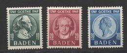 Baden,47-49,xx (5290) - Französische Zone