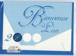 - FRANCE - Bloc Souvenir BIENVENUE A L'AN 2000 (sous Pochette Plastique) - Blocs Souvenir
