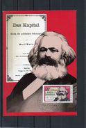 DDR, 1983, Michel 2786 MC, Karl Marx - DDR