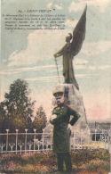 Saint PRIVAT : Le Monument élevé à La Mémoire Des Officiers Et Soldats TTB - France