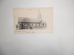 Meerendré  :   L'Eglise - Nevele