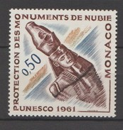 Monaco 1960 : N° 553 - Neuf ** Sans Charnière - - Monaco