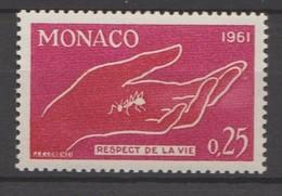 Monaco 1960 : N° 554 - Neuf ** Sans Charnière - - Monaco