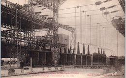 19 - MAREGES -- Poste De Transformation - Poste De Comptage Et Dijoncteurs 90.000 Volts - Frankrijk