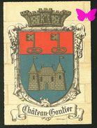 CHATEAU GONTIER - Blason - Barré Dayez - Chateau Gontier