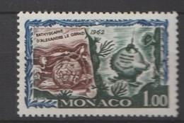 Monaco 1962 : N° 597 - Neuf ** Sans Charnière - - Monaco