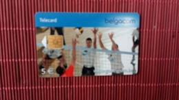 Phonecard Sport Belgium - Mit Chip