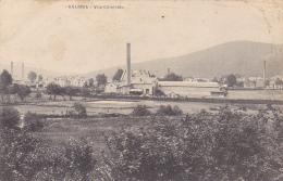 Valdoie - Vue Générale (cheminée, Usine Au Premier Plan, Village Et D'autres Cheminées) Circ 1914, 171e RIT - Valdoie