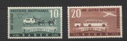 Baden,54-55,xx (5290) - Französische Zone
