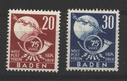Baden,56-57,xx (5290) - Französische Zone