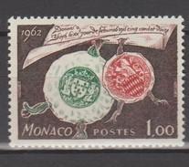 Monaco 1962 : N° 578 - Neuf ** Sans Charnière - - Monaco