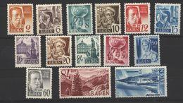 Baden,14/27,xx (5290) - Französische Zone