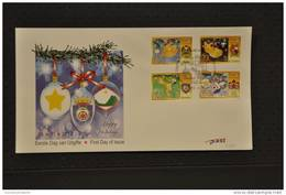 CARIBISCH NEDERLAND 2012 FDC E012 ++ KERSTMIS CHRISTMAS NOEL WEIHNACHTEN NAVIDAD ++ MNH ** - Curaçao, Antille Olandesi, Aruba