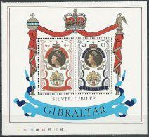 GIBRALTAR 1977 Mi-Nr. Block 3 ** MNH - Gibraltar