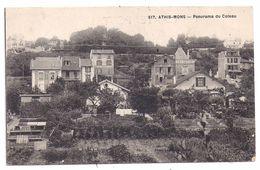 CPA Athis Mons 91 Essonne Panorama Du Coteau éditeur Leprunier à Juvisy  N°517 - Athis Mons