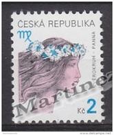 Czech Republic - Tcheque 2000 Yvert 246 Definitive, Zodiac Sign - MNH - Tchéquie