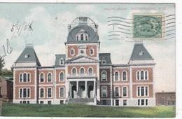 CPA SHERBROOKE Court House 1908 - Sherbrooke