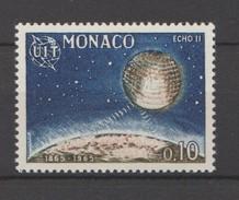 Monaco 1965 : N° 665 - Neuf ** Sans Charnière - - Monaco