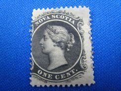 NOVA SCOTIA - SCOTT # 8 -  MH - Canada