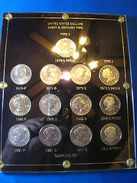 SUSAN B ANTHONY DOLLAR COLLECTION   (4KC11) - Federal Issues