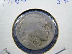 1916S  BUFFALO NICKEL     (skb18) - Émissions Fédérales