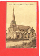 62 RICHEBOURG SAINT WAAST Cpaz L ' Eglise    Edit Sénéchal - Other Municipalities