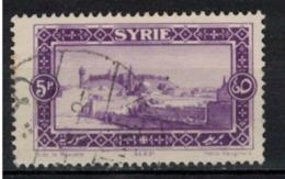 SYRIE        N°  YVERT     164   ( 4 )    OBLITERE       ( O   3987 ) - Syria (1919-1945)