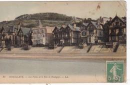 CPA HOULGATE Les Villas Et Le Bois De Boulogne - Houlgate
