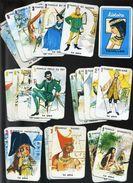 Autres Collections - Jeu De Cartes - Jeu De 6 Familles Thème Histoire  - 37 Cartes - - Cartes à Jouer