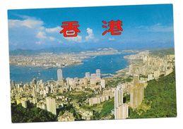 HONG KONG Cpsm Vue De La Ville - Chine (Hong Kong)