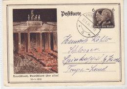 GS Aus FRIEDENDORF 30.1.34 - Deutschland