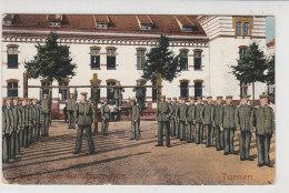 Gruss Aus Der Garnison - 1916 Aus Geldern / Zensur - Barracks