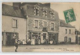 35 - Noyal Sur Vilaine L'hotel Pinson 1912 Ed Sorel Rennes Bretagne - Altri Comuni