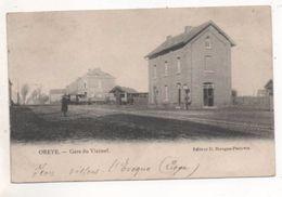 36723   -  Oreye  Gare  Du Vicinal - Oreye