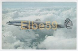 Air France, F-BGNA, Lockheed L-1049C Super Constellation, écrite - 1946-....: Era Moderna