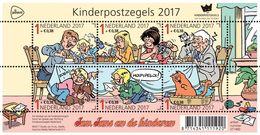 Nederland / The Netherlands - Postfris / MNH - Sheet Kinderpostzegels 2017 - Nuovi
