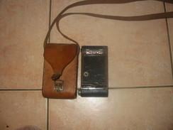 Appareil Photo Eastman Vest Pocket Kodak Made In USA Model B  Sacoche En Cuir - Appareils Photo