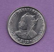 INDIA - 1 Rupia 2003 KM314 - Indien