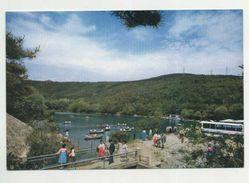 PYONGYANG - Sitio De Canotaje En El Lugar De Recreo Del Monte Desongsan  ( 2 Scans ) - Korea, North