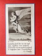1941 - KINDJE - ANNY T'SIOBBEL Dochtertje Van GEORGES & ELVIRA VAN MELLO - VELZEKE RUDDERSHOVE 1940 - 1941 - Images Religieuses