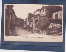 EGUILLES  ( 13 )  Une Rue Du Quartier Bas - Altri Comuni
