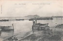 13 La Ciotat    Le Nouveau  Port Abri   (les Flots Bleus)  1906 - La Ciotat