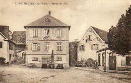CPA - NOTHALTEN (67) - Maison Naegell Courtier En Vins - Partie De Zell - Other Municipalities
