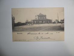 Waremme  :  La Gare  -  Station - Borgworm