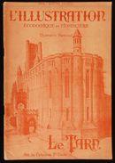 L'ILLUSTRATION ECONOMIQUE Et FINANCIERE : LE TARN 1923 - Languedoc-Roussillon