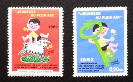 Vignettes Jeunesse Au Plein Air - 1962 - 1967 - Autres