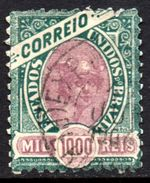 Brasil 89 Madrugada U (b) - Used Stamps