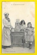 Publicité Des Produits De La Sarthe (Rillettes, Pâtés, Biscuits...) (Bouveret) - Unclassified