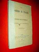 Le Problème De L'au-delà Conseils Des Invisibles Recueillis Par Le Général A. 1902  Sciences Psychologiques / ésotérisme - 1901-1940