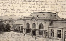 Saint-Die . (Vosges) . La Gare . - Saint Die